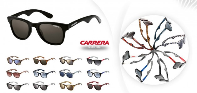 Carrera Sunglasses legend